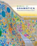 Manual de gramatica / Grammar Manual:   2016 9781305658226 Front Cover