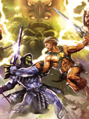 He-Man and the Masters of the Universe   2013 9781401240226 Front Cover