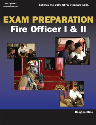 Exam Preparation Fire Officer I and II   2005 9781401899226 Front Cover