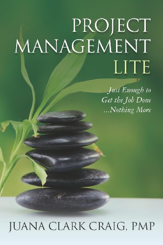 Project Management Lite Just Enough to Get the Job Done... Nothing More  2012 edition cover