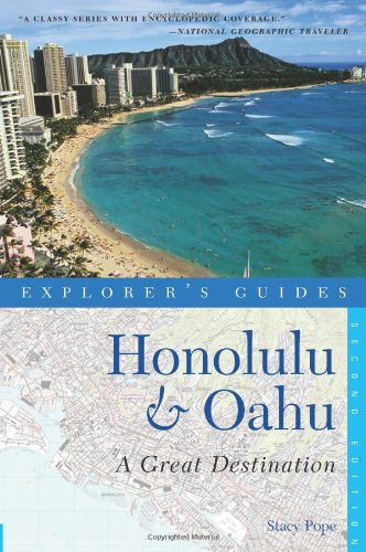 Explorer's Guide Honolulu and Oahu Including Waikiki 2nd Edition  2nd 2014 9781581571226 Front Cover