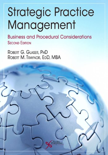 Strategic Practice Management  2nd 2013 (Revised) edition cover