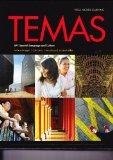 TEMAS AP SPANISH LANGUAGE+CULTURE       N/A edition cover