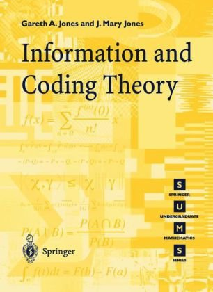 Information and Coding Theory   2000 edition cover