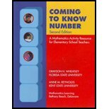 COMING TO KNOW NUMBERS N/A edition cover