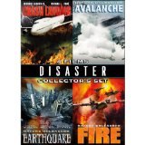 Disaster 4 Film Collector's Set System.Collections.Generic.List`1[System.String] artwork