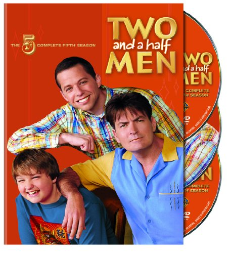 Two and a Half Men: The Complete Fifth Season System.Collections.Generic.List`1[System.String] artwork