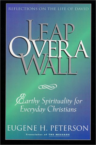 Leap over a Wall Earthy Spirituality for Everyday Christians N/A edition cover