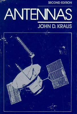 Antennas  2nd 1988 edition cover