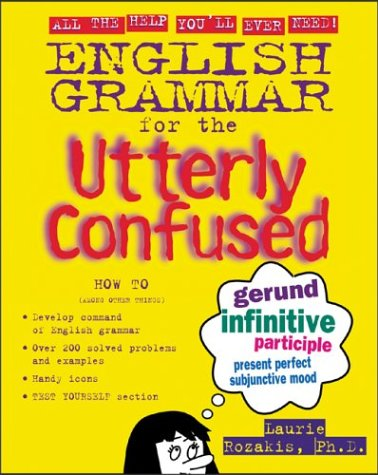 English Grammar for the Utterly Confused   2003 edition cover