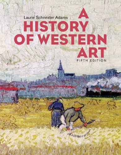 History of Western Art  5th 2011 edition cover