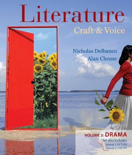 Literature: Craft and Voice (Volume 3, Drama)   2010 edition cover