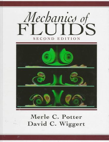 Mechanics of Fluids  2nd 1997 9780132076227 Front Cover