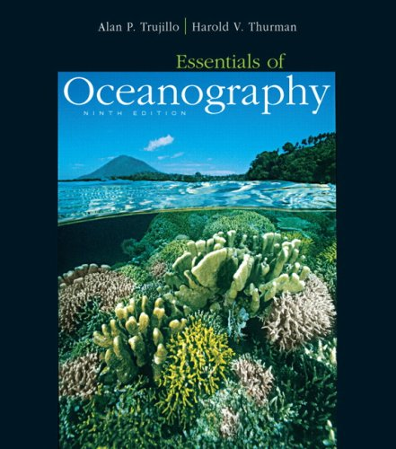 Oceanography  9th 2008 (Revised) edition cover