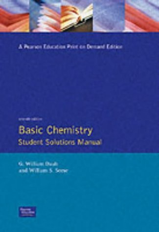 Basic Chemistry  6th 1996 9780133785227 Front Cover