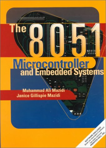 8051 Microcontroller and Embedded Systems   2000 edition cover