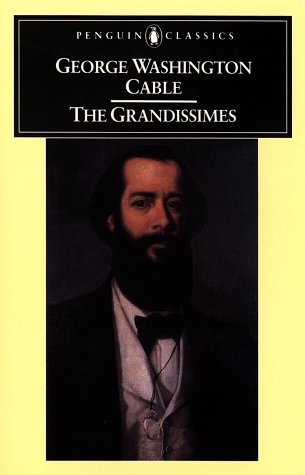 Grandissimes A Story of Creole Life  1988 edition cover