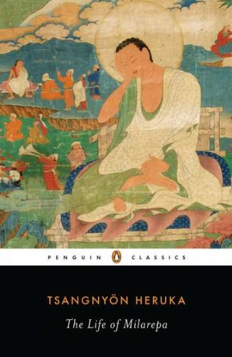 Life of Milarepa   2010 edition cover