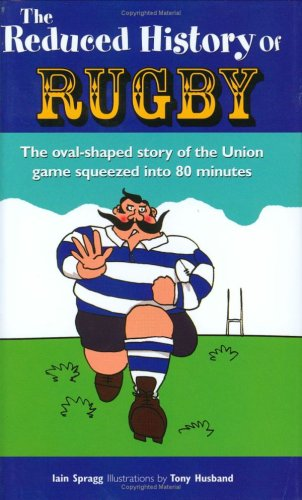 The Reduced History of Rugby (Reduced History) N/A edition cover