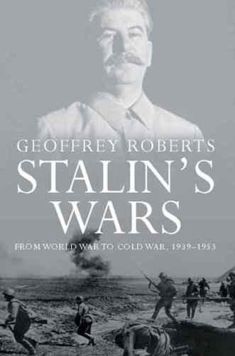 Stalin's Wars From World War to Cold War, 1939-1953  2008 edition cover