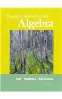 Beginning and Intermediate Algebra  5th 2012 edition cover