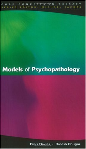 Models of Psychopathology   2004 edition cover
