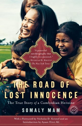 Road of Lost Innocence The True Story of a Cambodian Heroine N/A edition cover