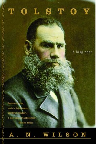 Tolstoy A Biography N/A edition cover