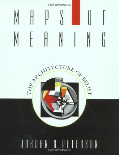 Maps of Meanings The Architecture of Belief  1999 edition cover
