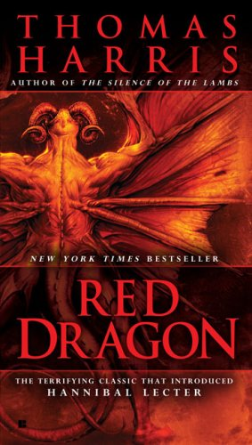 Red Dragon  N/A 9780425228227 Front Cover