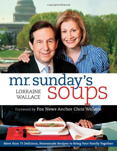 Mr. Sunday's Soups   2011 edition cover