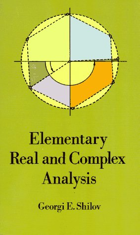 Elementary Real and Complex Analysis  2nd 1996 (Revised) edition cover