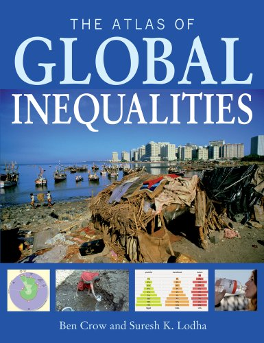 Atlas of Global Inequalities   2011 edition cover
