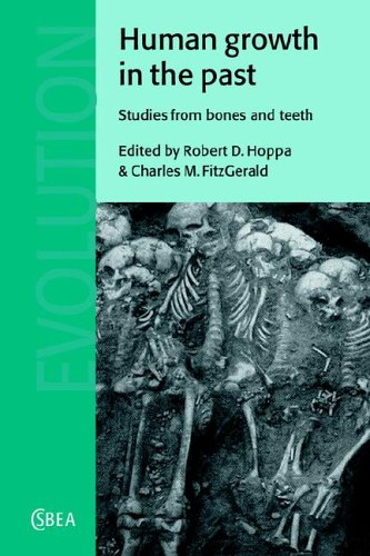 Human Growth in the Past Studies from Bones and Teeth N/A 9780521021227 Front Cover