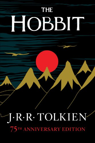 Cover art for The Hobbit
