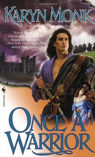 Once a Warrior A Novel N/A 9780553574227 Front Cover