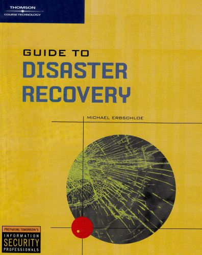 Guide to Disaster Recovery   2003 edition cover