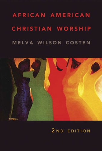 African American Christian Worship  2nd 2007 edition cover