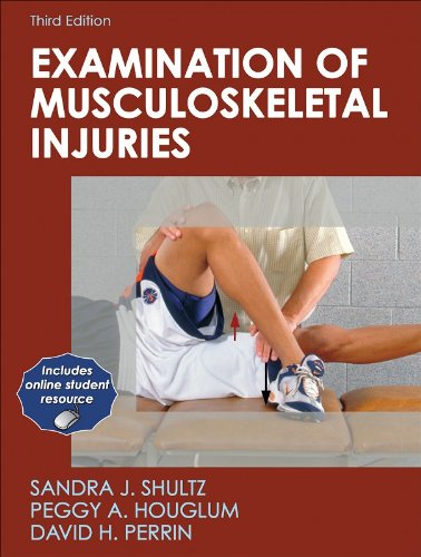 Examination of Musculoskeletal Injuries  3rd 2010 edition cover