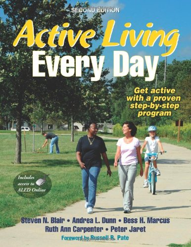 Active Living Every Day  2nd 2011 edition cover
