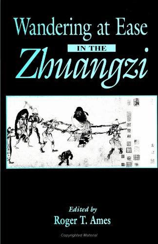 Wandering at Ease in the Zhuangzi   1998 edition cover