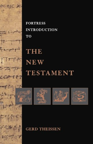 Fortress Introduction to the New Testament   2003 edition cover