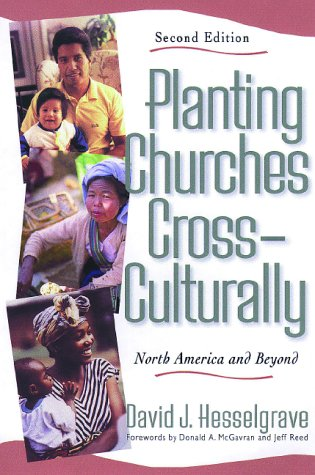 Planting Churches Cross-Culturally North America and Beyond 2nd 2000 (Revised) edition cover