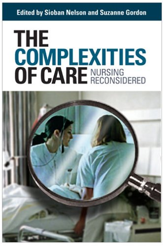 Complexities of Care Nursing Reconsidered  2006 edition cover