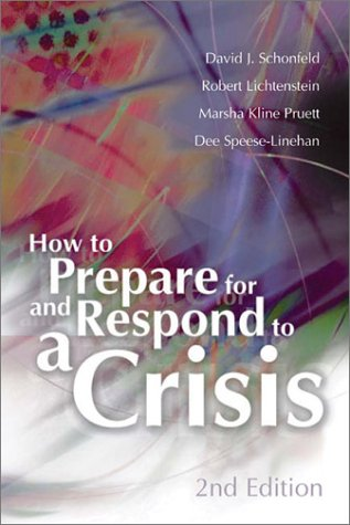 How to Prepare for and Respond to a Crisis  2nd 2002 edition cover