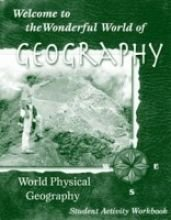 World Physical Geography - Student Activity Workbook  N/A 9780970111227 Front Cover