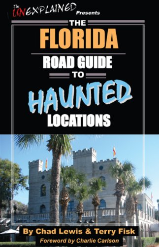 Florida Road GT Haunted Locations N/A edition cover