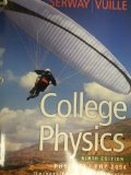 COLLEGE PHYSICS (LOOSELEAF)>CU N/A 9781133362227 Front Cover
