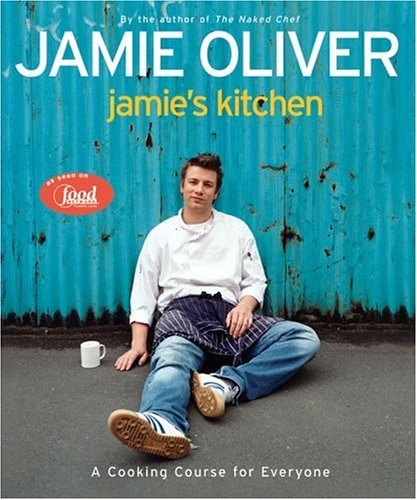 Jamie's Kitchen   2003 9781401300227 Front Cover