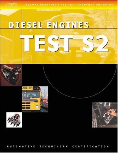 Diesel Engines - Test S2   2004 9781401818227 Front Cover